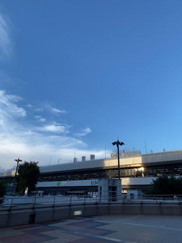 埼玉県大宮へ!
