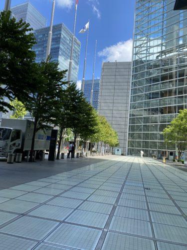 9月8日・銀座〜有楽町を散策です。