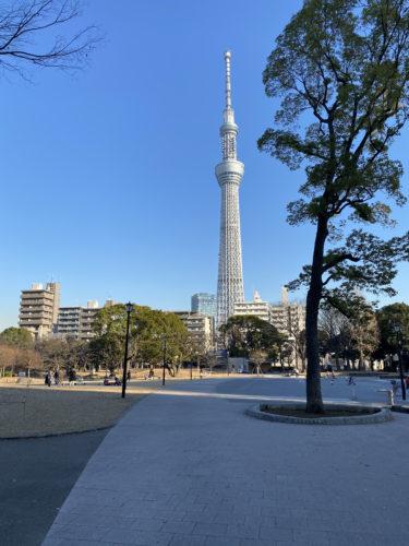 今日は浅草寺から隅田川〜東京スカイツリーをお散歩です