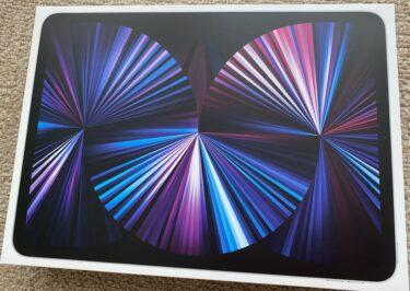 最新iPad proのセットアップは超簡単!